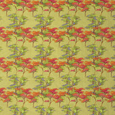 Nel Whatmore PWNW065 Orient Acer Sunset Cotton Fabric By Yard