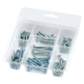 Arrow 160459 106 Piece Utilitty Multi Pack Assorted Wood Screws
