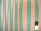 Kaffe Fassett Woven 2 Tone Stripe Green Cotton Fabric 12yd Bolt