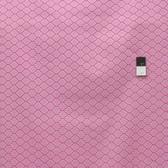 Joel Dewberry PWTC006 True Colors Lodge Lattice Fuchsia Cotton Fabric By Yard