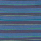 Kaffe Fassett Alternating Stripe Blue Woven Cotton Fabric By The Yard