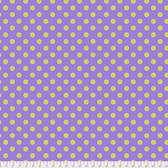 Tula Pink PWTP118 All Stars Pom Poms Orchid Cotton Fabric By Yard