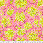 Philip Jacobs PWPJ091 Succulent Lime Cotton Quilting Fabric By Yard