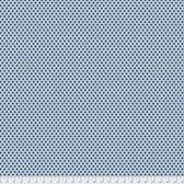 Tanya Whelan Gazebo PWTW153 Dot Blue Cotton Fabric By The Yard