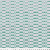 Tanya Whelan Gazebo PWTW153 Dot Green Cotton Fabric By The Yard