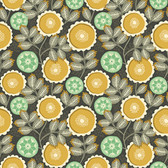 Joel Dewberry Florabelle PWJD150 Artisan Floral Tuscon Cotton Fabric By Yd