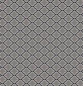 Joel Dewberry True Colors PWTC006 Lodge Lattice Gray Cotton Fabric By Yard