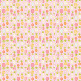 Dena Designs Haute Zahara PWDF273 Pineapple Mustard Cotton Fabric By Yard