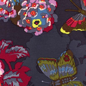 Anna Maria Horner AH38 LouLouThi Clippings Passion Cotton Fabric By Yd