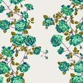 Anna Maria Horner Floral Retrospective PWAH117 Social Climber Liche Fabric By Yd