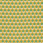 Joel Dewberry PWJD145 Modernist Tulip March Honey Cotton Quilting Fabric By Yard