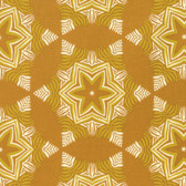 Heather Bailey Hello Love PWHB082 Guru Gold Cotton Fabric By The Yard