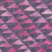 Kaffe Fassett BKKF003 Artisan Batik Flags Pink Cotton Fabric By The Yard