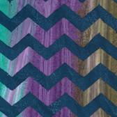 Kaffe Fassett BKKF004 Artisan Batik Lightening Navy Cotton Fabric By The Yard