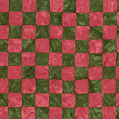 Kaffe Fassett BKKF006 Artisan Batik Chess Green Cotton Fabric By The Yard