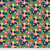 Amy Reber PWAR009 Jitterbug Chelsea Jessamine Cotton Fabric By Yd