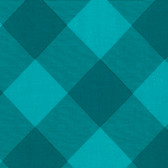 Joel Dewberry PWJD143 Modernist Pure Plaid Aegean Cotton Fabric By Yard