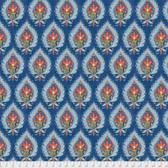 Dena Designs Bohemia PWDF274 Kamala Indigo Cotton Fabric By Yard
