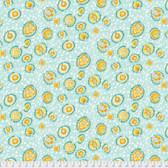 Dena Designs Bohemia PWDF281 Marjorelle Saffron Cotton Fabric By Yard