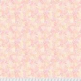 Erin McMorris Echo PWEM106 Fragments Peach Cotton Fabric By The Yard