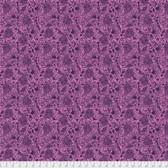 Shannon Newlin Garden Dreams PWSN013 Dream Lavender Cotton Fabric By Yd