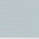 Tanya Whelan Gazebo PWTW154 Rosebud Mint Cotton Fabric By The Yard