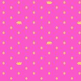 Tula Pink PWTP101 Spirit Animal Bear Hug Starlight Cotton Fabric By Yard