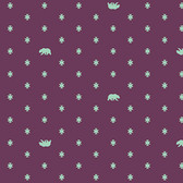 Tula Pink PWTP101 Spirit Animal Bear Hug Lunar Glow Cotton Fabric By Yard