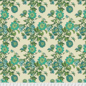 Joel Dewberry Avalon PWJD153 Hazel Jade Cotton Fabric By Yd
