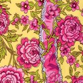 Tokyo Milk Neptune & The Mermaid PWTM004 Anthemoessa Yellow Fabric By Yd