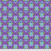 Tula Pink PWTP115 All Stars Bee Iris Cotton Fabric By Yard