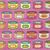 Tula Pink PWTP094 Tabby Road Cat Snacks Marmalade Skies Cotton Fabric By Yard