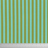 Tula Pink PWTP069 Tabby Road Tent Stripe Clear Skies Cotton Fabric By Yard