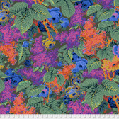 Philip Jacobs PWPJ068 Lilac Moss Cotton Quilting Fabric By Yard