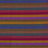 Kaffe Fassett Narrow Stripe Earth Woven Cotton Fabric By The Yard
