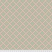 Morris & Co. Merton PWWM012 Gilt Trellis Sage Cotton Fabric By Yd