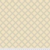 Morris & Co. Merton PWWM012 Gilt Trellis Aqua Cotton Fabric By Yd