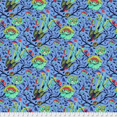 Tula Pink PWTP116 All Stars Tail Feathers Lupine Cotton Fabric By Yard