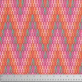 Tula Pink PWTP083 Chipper The Wanderer Sorbet Cotton Fabric By The Yard
