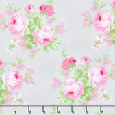 Tanya Whelan PWTW144 Charlotte Wild Bouquet Gray Cotton Quilting Fabric By Yd