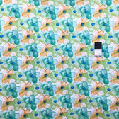 Kathy Davis PWKD069 Pocketful Of Poppies Petals Citrus Fabric By Yard