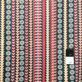 Victoria and Albert PWVA031 Jones Stripe Melon Fabric By Yard