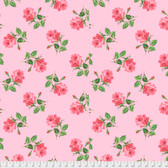 Verna Mosquera Kiss Goodbye PWVM191 Cottage Rose TuTu Cotton Fabric By Yd