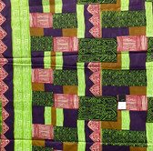 Genuine African Printex Safari Collection #PX1009507 Cotton Fabric By The Yard