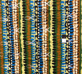 Genuine African Printex Safari Collection #PX1009527 Cotton Fabric By The Yard