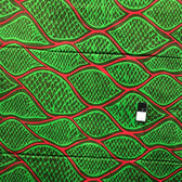 Genuine African Printex Arate Collection S-50017-G Cotton Fabric By The Yard