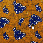 Genuine African Printex Arate Collection S-50035 Cotton Fabric By The Yard