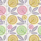 Joel Dewberry RAJD010 Cali Mod Floral Shock Cactus RAYON Fabric By The Yard