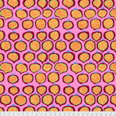Brandon Mably PWBM067 Pomegranate Pink Quilting Cotton Fabric By The Yard