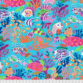 Brandon Mably PWBM064 Scuba Jolly Quilting Cotton Fabric By The Yard